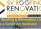 sv roofing limited
